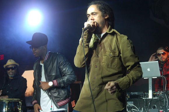 Nas and Damian Marley-6