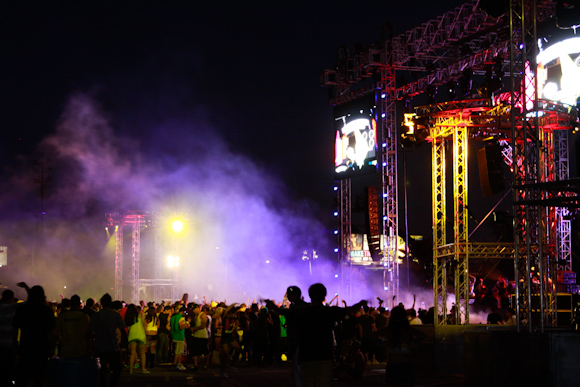 Neon Garden Stage