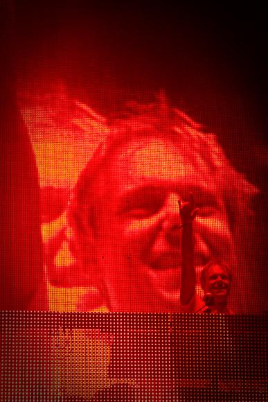 Armin Van Buuren gave an amazing show as the headliner for EDC 2010