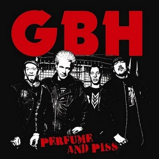 G.B.H. - PERFUME AND PISS (2010)