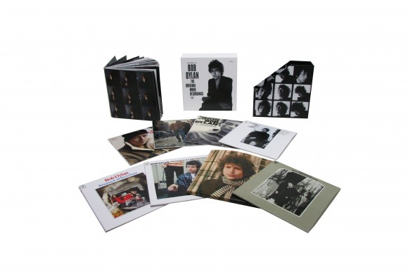 Bob Dylan - Mono Box - CD Product Shot 1