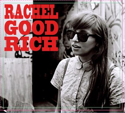rachel goodrich album cover