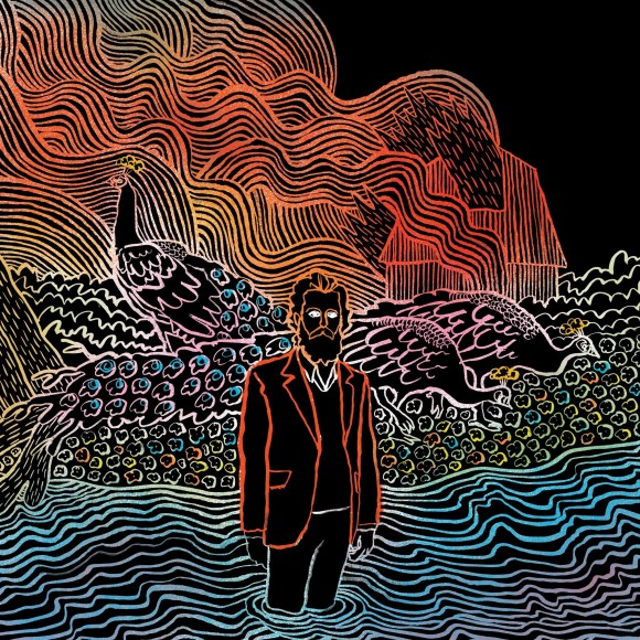 iron and wine cover art