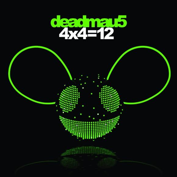 deadmau5 - 4x4=12 cover art