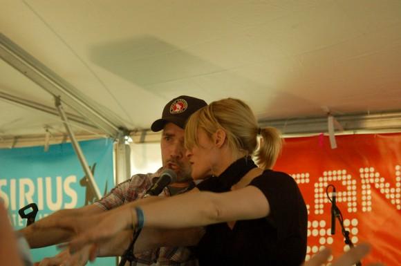 Buck 65 and Jenn Grant SXSW-5