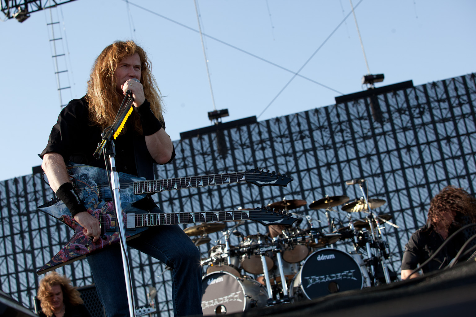 Megadeth Announce Winter 2016 Tour Dates With Suicidal Tendencies And Children Of Bodom