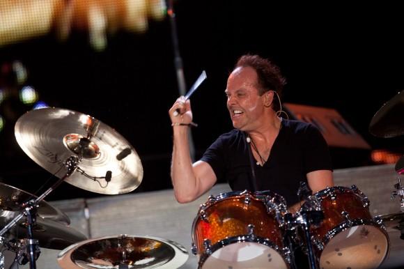 Metallica - The Big Four - Lars Ulrich