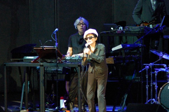 Yellow Magic Orchestra with Yoko Ono-2