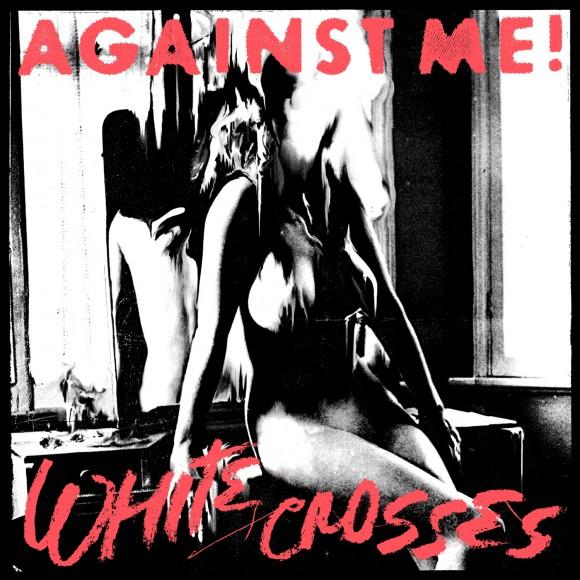 against me white crosses