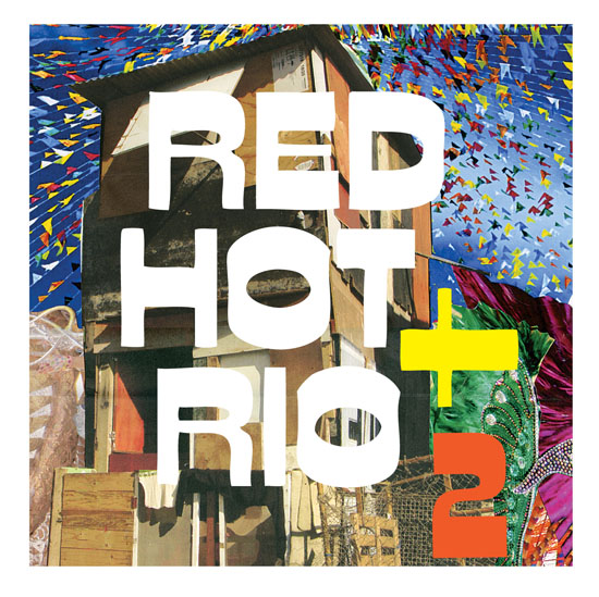 RED HOT encarte
