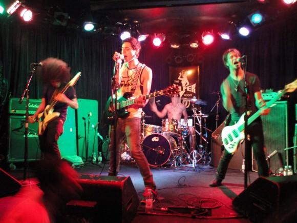 Black Tide at The Viper Room 7/29/11