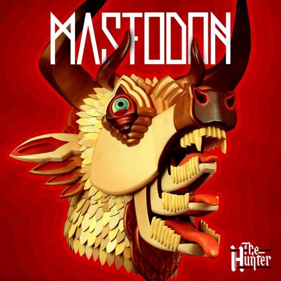 Mastodon-TheHunter-albumcover