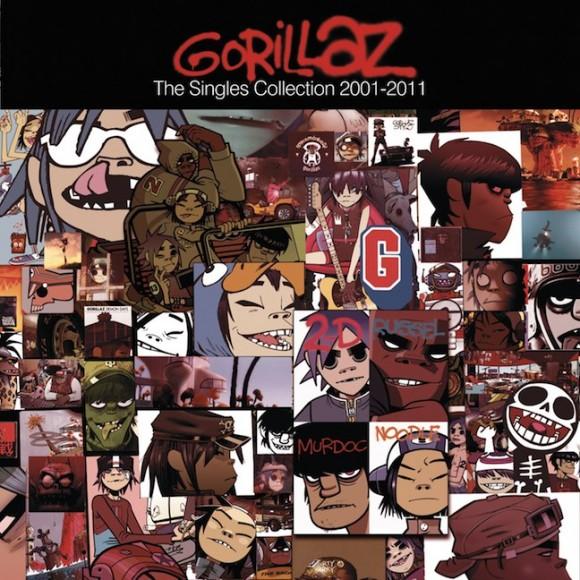 gorillaz-singles-2001-2011