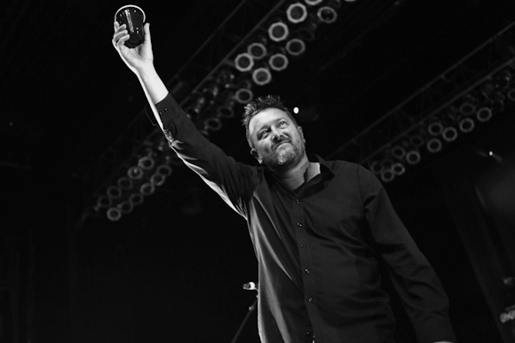 Cheers Guy Garvey and Elbow, to 20 years of great music!