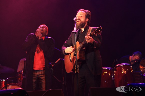 Iron & Wine and Jimmy Cliff