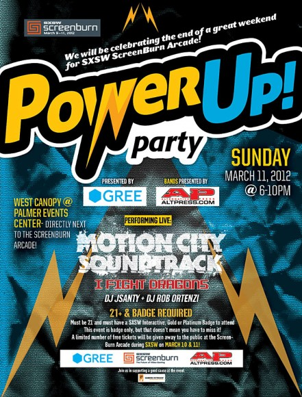 PowerUpParty