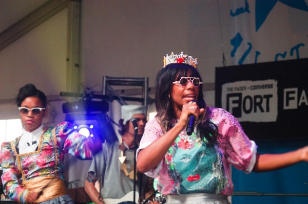 Santigold, Charli XCX And Crystal Castles To Headline Stubb's Showcase March 18th At SXSW 2016