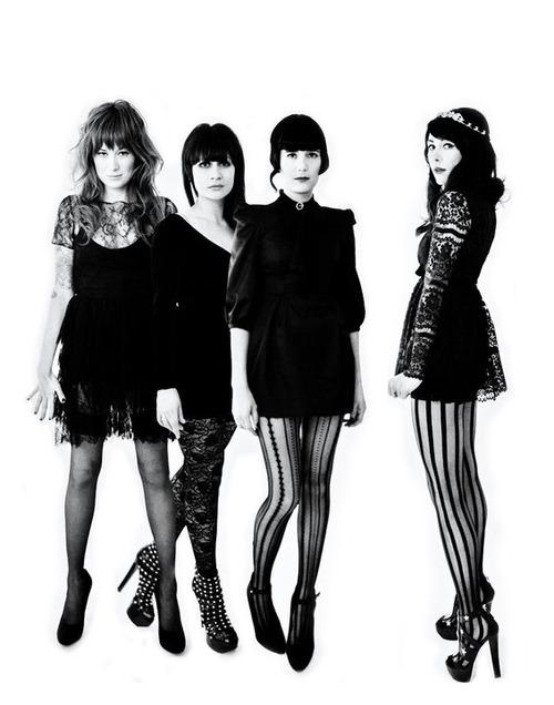 Dum Dum Girls @ Echoplex 5/18