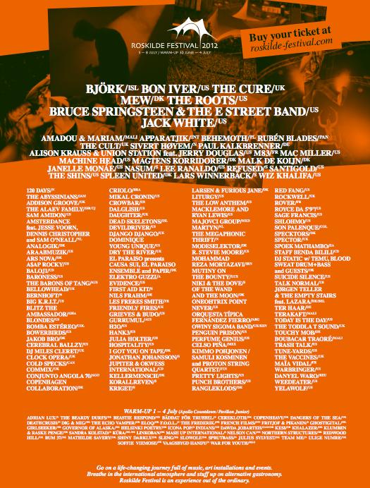 Roskilde-Festival-2012-Lineup