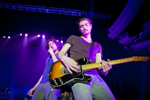 Snow Patrol at the Hollywood Palladium