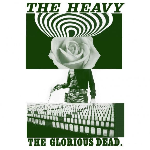 TheHeavy_GloriousDead_ album cover