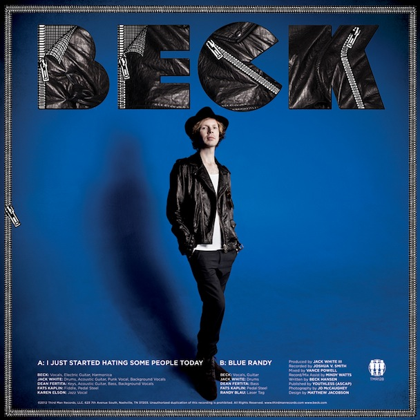 Beck-new-single