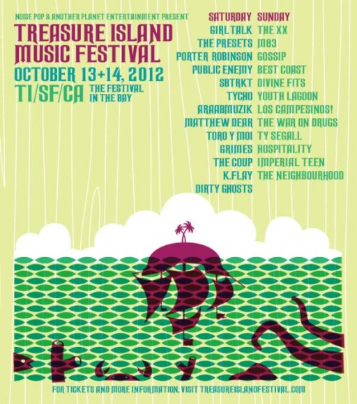 treasure-island-music-festival-2012-lineup