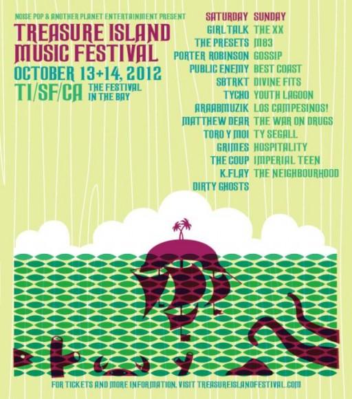 treasure-island-music-festival-2012-lineup