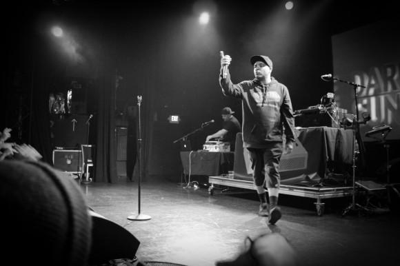 Photos: Aesop Rock, Edison, and Dark Time Sunshine Live at
