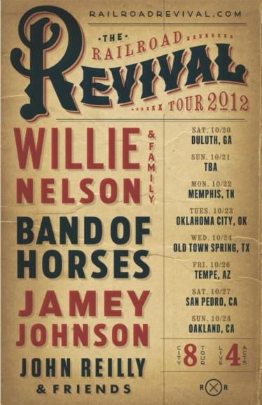 railroad revival tour 2012
