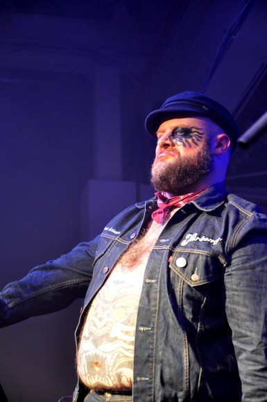 Caesar Antonius of Turbonegro