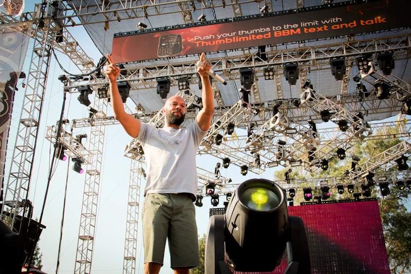 "LISTEN: Common Releases New Song ""Red Wine"""