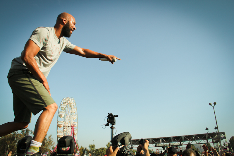 Red Bull Sound Select Presents 30 Days in L.A. - Night 5: Stones Throw Superfest with Dâm-Funk, Peanut Butter Wolf and Common at Sycamore Grove Park, Los Angeles