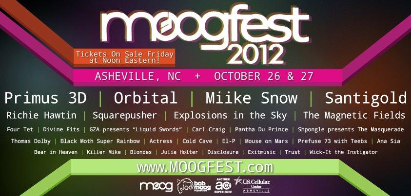 moogfest