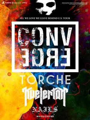 converge tour