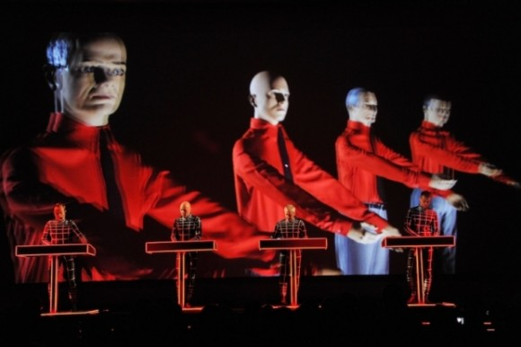 German techno-pop group, Kraftwerk