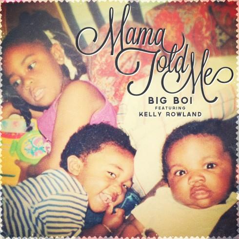 Big Boi Kelly Rowland