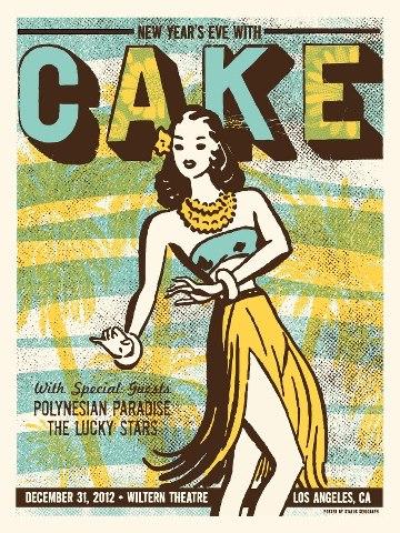 cake nye