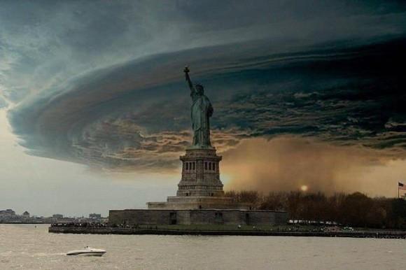 Hurricane Sandy New York