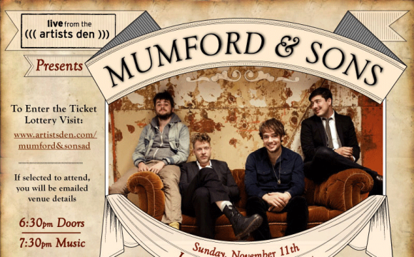 mumford & sons secret