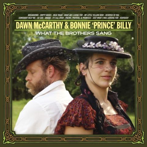 """Dawn McCarthy and Bonnie """"Prince"""" Billy"""