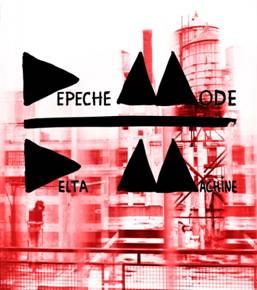 Depeche Mode Delta Machine album cover