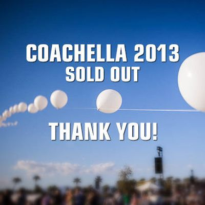 coachella 2013 sold out