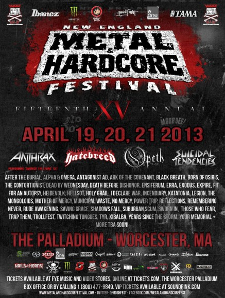 new-england-metal-hardcore-fest-2013-lineup