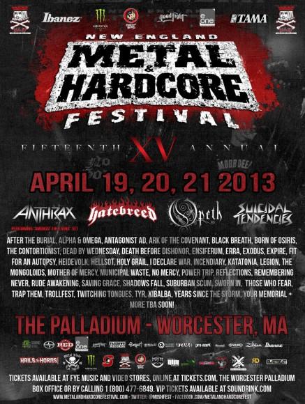 new-england-metal-hardcore-fest-2013-lineup