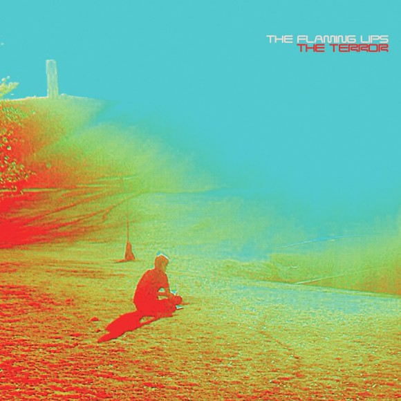 flaming lips - the terror - album cover