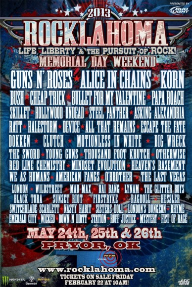 rocklahoma-festival-2013-lineup