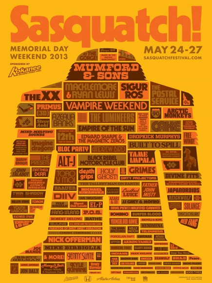 sasquatch-festival-2013-lineup-poster