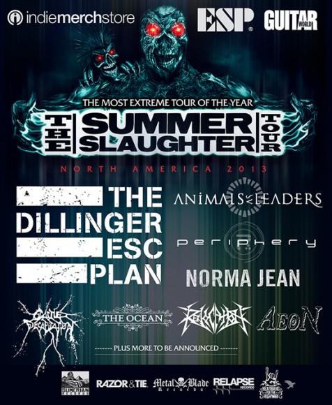 Summer-Slaughter-2013