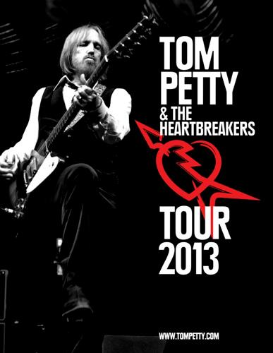 tom petty tour